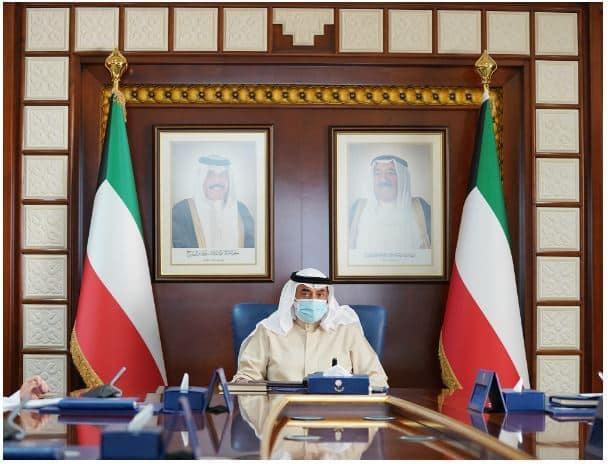 Kuwait Prime Minister, iiQ8jobs, indianinq8, Covid-19