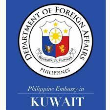 the Embassy of Philippines, Filipinos