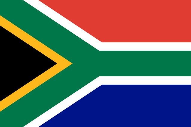 za Flag, iiQ8, indianinQ8, South Africa Flag