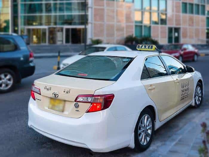 Kuwait Taxi, iiQ8, indianinq8