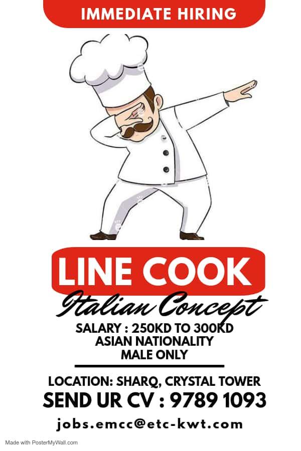 LINE COOK (2)